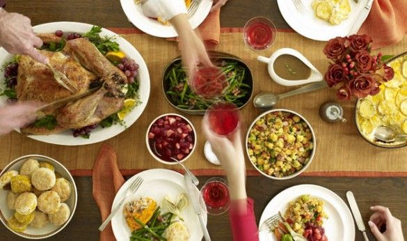 7 La Jolla Restaurants Serving Thanksgiving Dinner #lajolla #thanksgiving