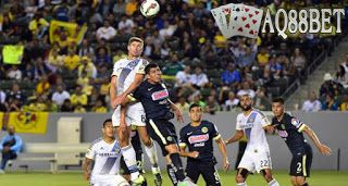 Liputan Bola - Debut Manis Gerrard, La Galaxy Menang 2-1 Atas Club America