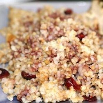 Bulgur Wheat with Dried CranberriesSide Dishes, Bulgur Wheat, Pretty Yummy, Cranberries Recipe, Food And Drinks, Dry Cranberries, Allrecipes Com, Cranberries Food, Bulgar Wheat