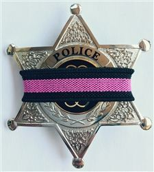 Breast Cancer Mourning Band
