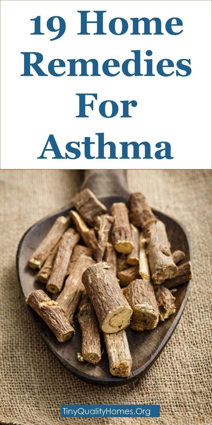 19 Effective Home Remedies For Asthma This Article