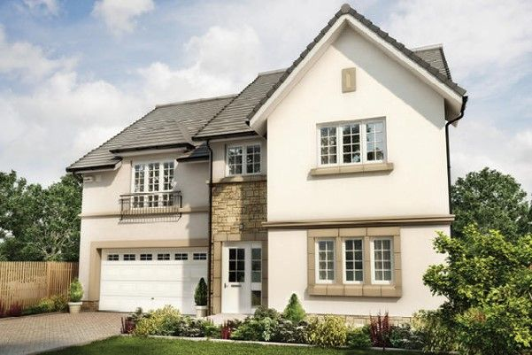 5 bedroom detached house for sale in Edinburgh