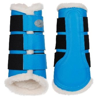 Blue schooling boots  & they came in Navy!