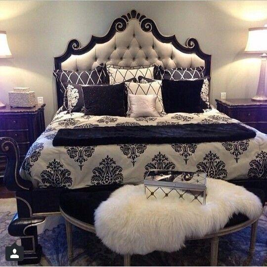 Die besten 25+ gotisches Schlafzimmer Dekoration Ideen auf - wandgestaltung gothic