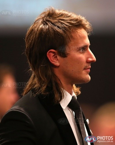 Ivan looking speccy at the Brownlow!