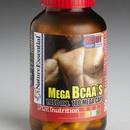 MEGA BCAAS Aminoacidos ramificados 1000 mg. 100 Cáps. Sport Nutrition $33.70