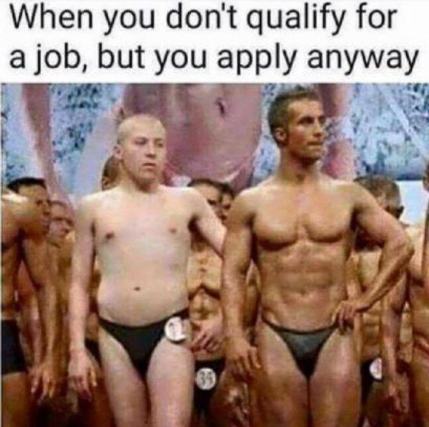And just trying to make it work: | 19 Pictures That Sum Up How Absolutely Ridiculous It Is Finding A Job