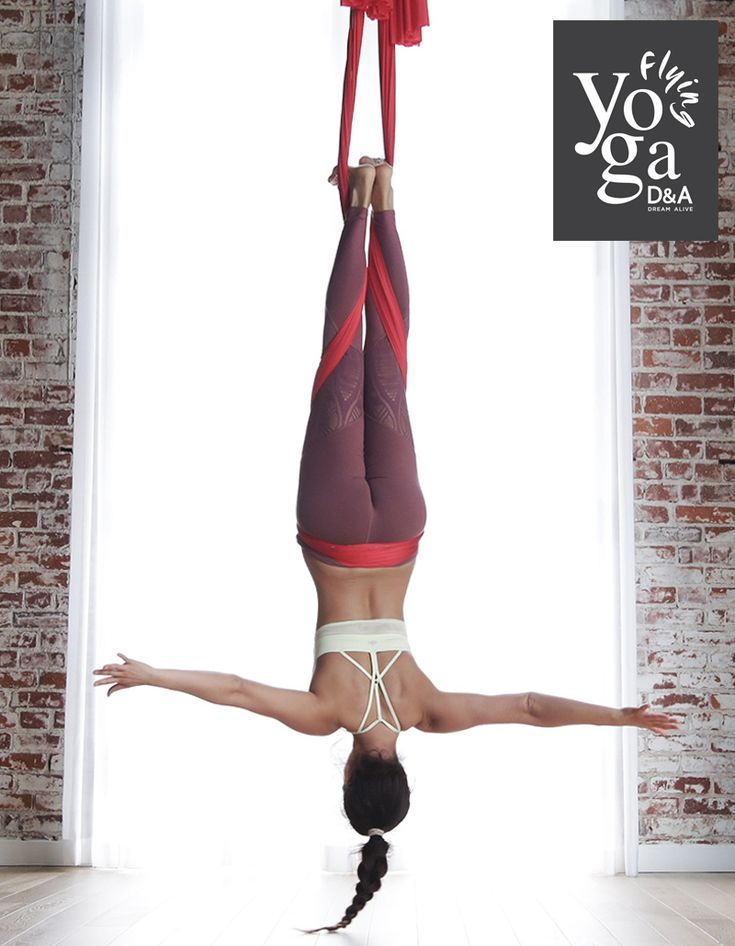D A Flying Yoga Aerial Yoga Poses Aerial Yoga Flying Yoga