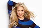 Anna Kournikova's (tennis player, now a trainer on The Biggest Loser) workout