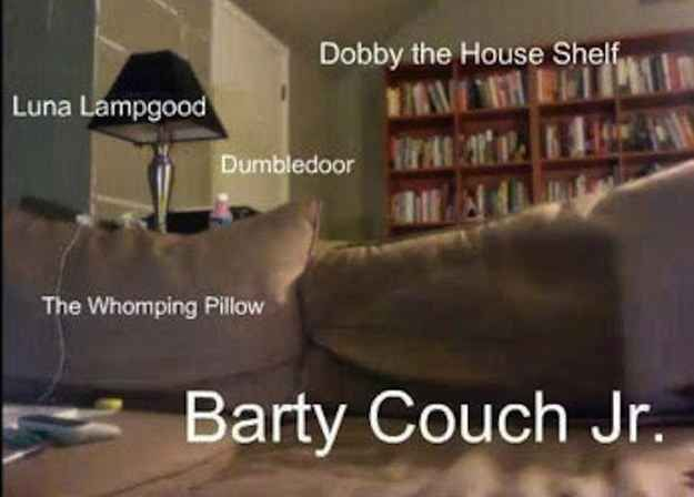 """These magical household items. 