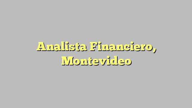 Analista Financiero, Montevideo
