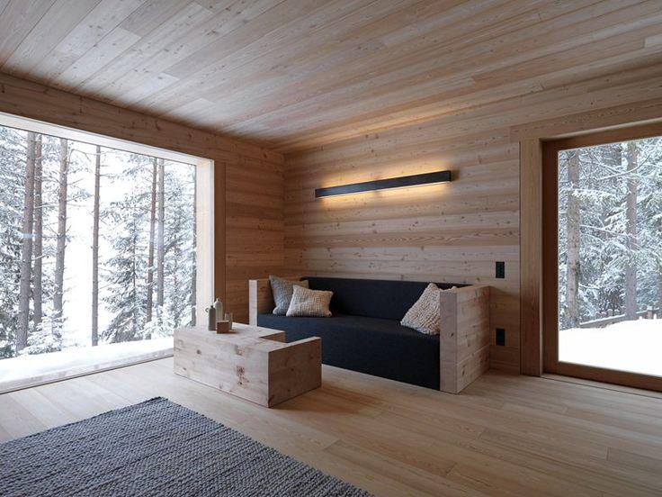 Tamersc Mountain Lodge, San Vigilio di Marebbe, 2009 - EM2 Architekten