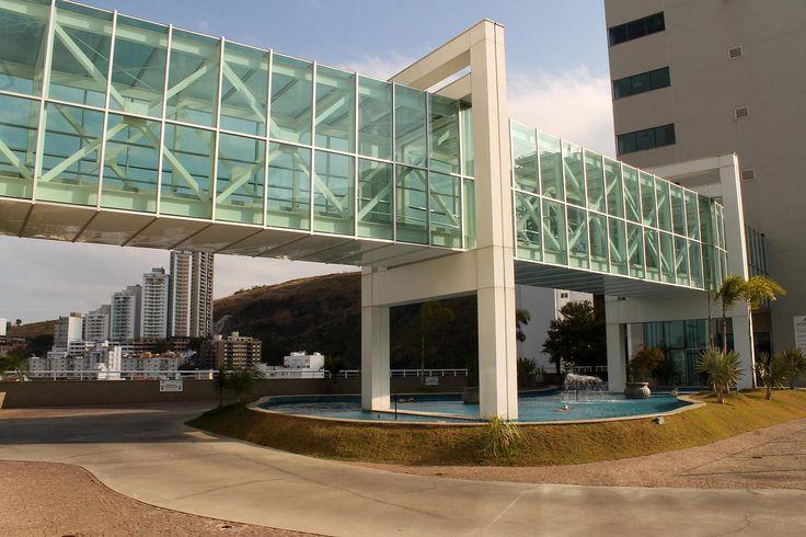EFE arquitetos | Conjunto de Passarelas Hospital Monte Sinai