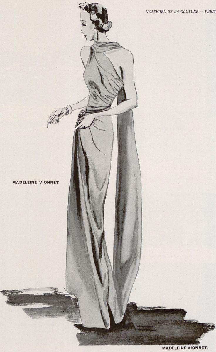 best couture illustration images on pinterest vintage fashion