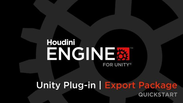 This video shows you how to export the Houdini Engine software from the default Houdini Engine Unity project as a Unity package.This software is being provided as part of a Public Preview.