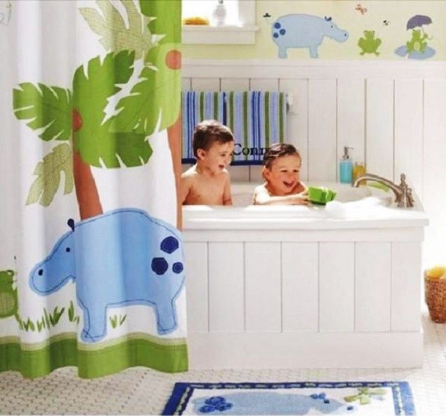 Bathroom Accessories For Children 18 best kids bathroom decor images on pinterest | kid bathrooms