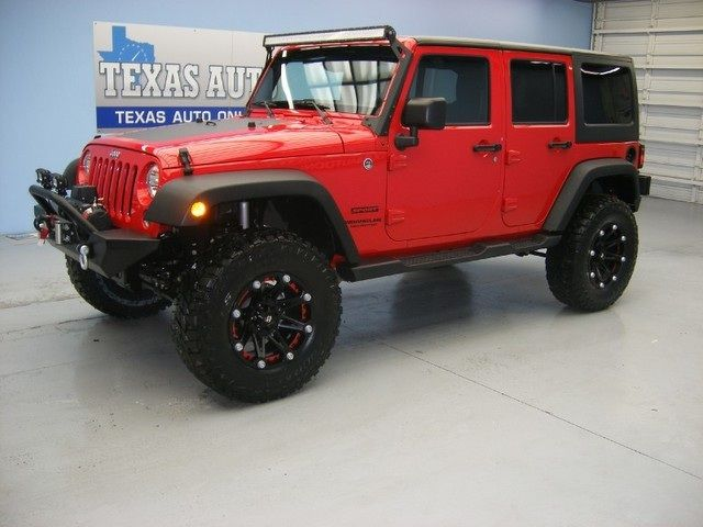 best 25 red jeep wrangler ideas on pinterest jeep. Black Bedroom Furniture Sets. Home Design Ideas