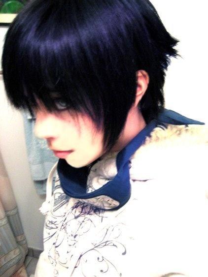 how to do an invisible part weave : hinatas haircut Hair and updos Pinterest Dr. who, Hinata hyuga ...