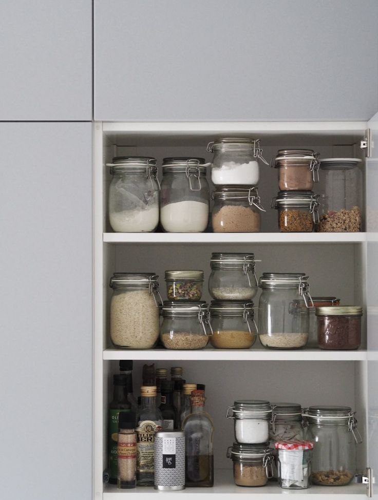 17 Best Ideas About Ikea Kitchen Storage On Pinterest