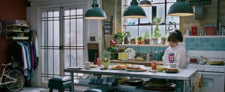 polaroid cupcake: movie interiors: the vow