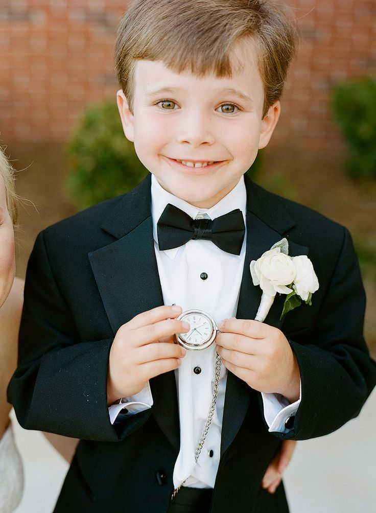 1000 images about flower girls ring bearers on for Wedding ring bearer