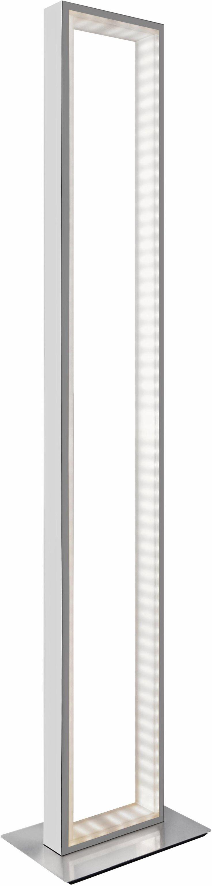 Sompex Stehlampe »OTTI« silber, Energieeffizienzklasse: A Jetzt bestellen unter: https://moebel.ladendirekt.de/lampen/stehlampen/standleuchten/?uid=753de30a-87c8-5e12-a9ca-19c3b3cc1c3f&utm_source=pinterest&utm_medium=pin&utm_campaign=boards #stehlampen #leuchten #lampen #stehlampe