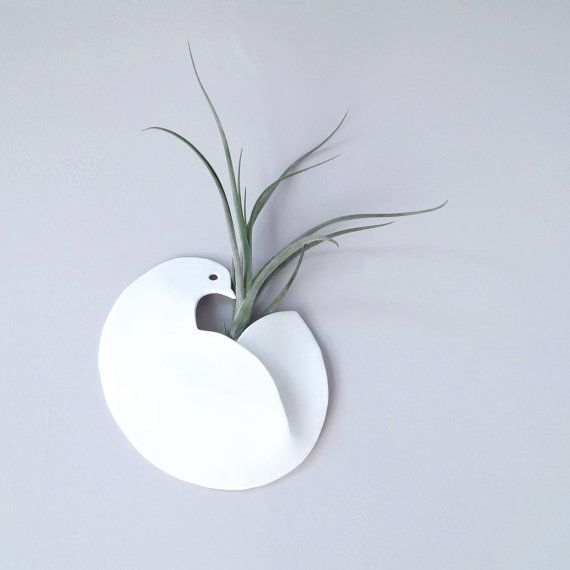 Hey, I found this really awesome Etsy listing at https://www.etsy.com/uk/listing/242158296/peace-dove-porcelain-wall-vase-ceramic