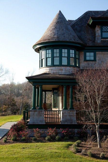 74 best Shingle Style Homes images on Pinterest