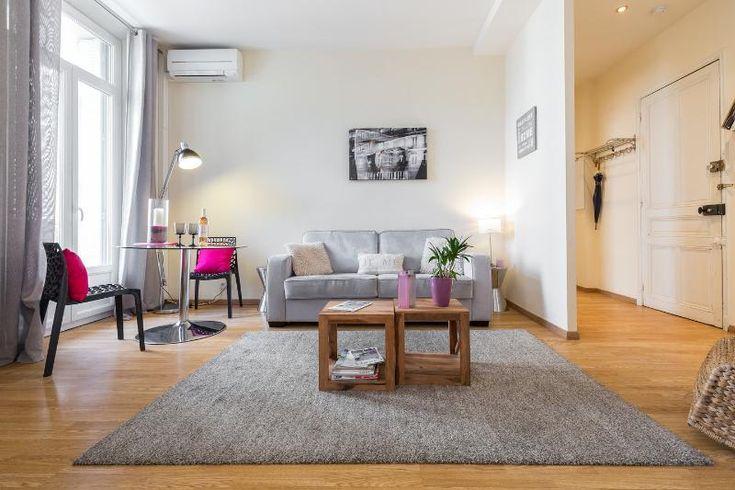 Living Room Cannes Les Citadelles