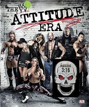 Trish featured in 'WWE Attitude Era' book
