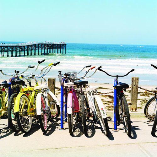 Pacific Beach, San Diego. Where I got my first tattoo on spring break. Love the beach.