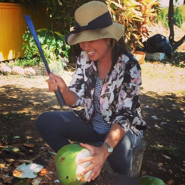 """""""We ❤️ Koloa Fruit Stand!! Swing by on your next Kauai vacation and have them crack you open a fresh coconut in 35 seconds!! That's our kind of #fastfood ! #coconut #supportlocal #freshfruit #localgrown #islandliving . . . . . #kauai #hawaii #kauaivacations #paradise #aloha #comevisit #staywithus #lonelyplanet #wanderlust #relax #vacation #vacationrental #airbnb #vrbo #welltravelled #travelgram #islandlife  #explore #adventures #vacationrentals #vacationfun #kauaistyle #bucketlist"""" by…"""