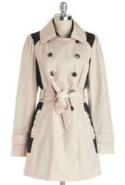 Available @ TrendTrunk.com Modcloth Outerwear. By Modcloth. Only $108.00!