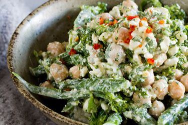 Broccoli salad recipe, NZ Woman's Weekly – This may sound like a strange combination, but wait till you try it – it's a real crowd pleaser. – foodhub.co.nz
