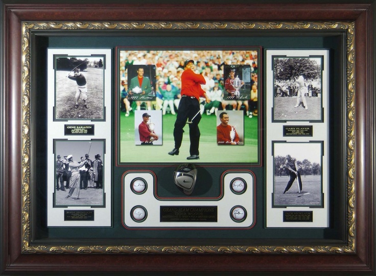 Tiger Woods  Golf Memorabilia