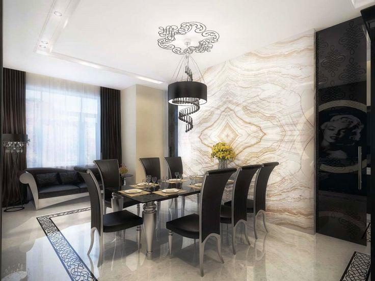 Modern Dining Room Design By Geometrix