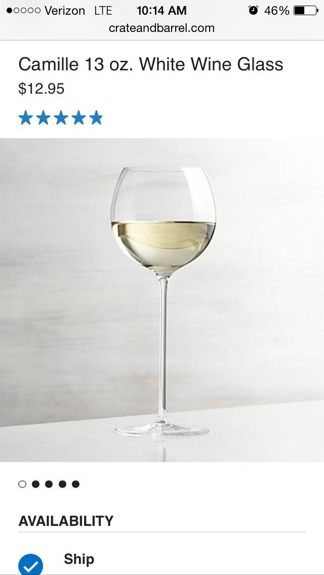 Olivia Pope Wine glass