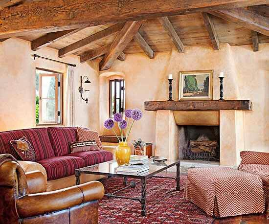 I Like The Upholstery. The Simplicity Of The Decor. The Ceiling And Rug.