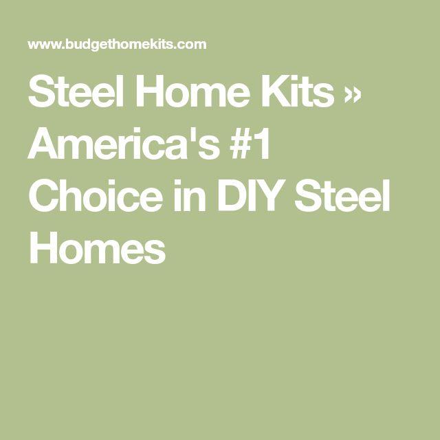 Steel Home Kits » America's #1 Choice in DIY Steel Homes