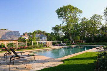 Fools Paradise - contemporary - pool - boston - Polhemus Savery DaSilva
