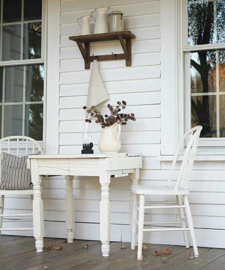 30 Gorgeous Farmhouse Front Porch Design Ideas Freshouz Com: 521 Best PORCH SITTIN** Images On Pinterest