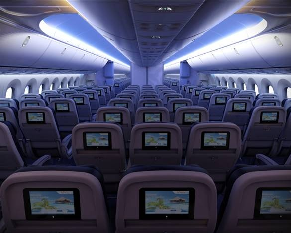 Holidays Justgotbetter With The Thomson 787 Dreamliner