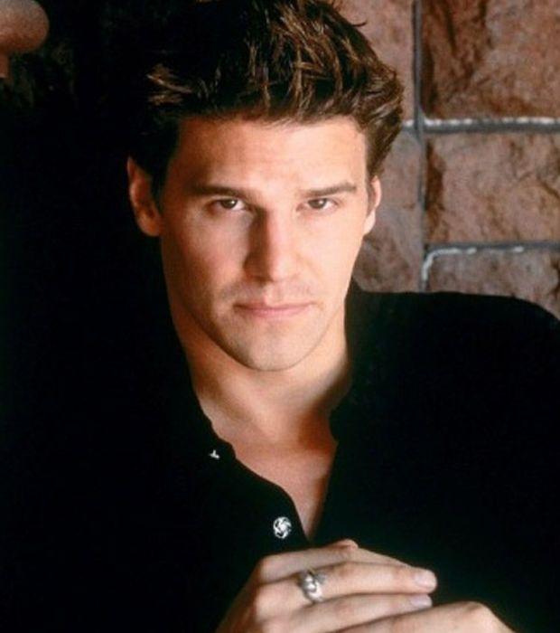 """David Boreanaz: Der hübsche Angel aus der Serie """"Buffy - Im Bann der Dämonen"""" gefiel den jungen Mädchen damals sehr"""
