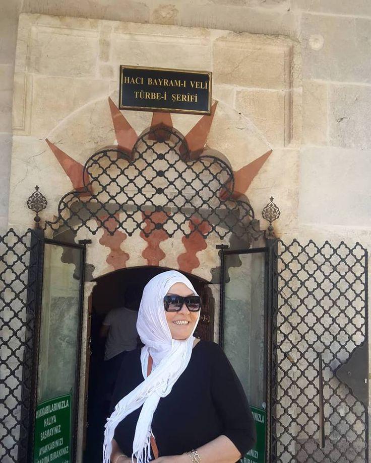 Hacı Bayram Veli Hz ziyaret edebilmek.  #yazar #tarihiroman #kitap #hacıbayramveli#dua