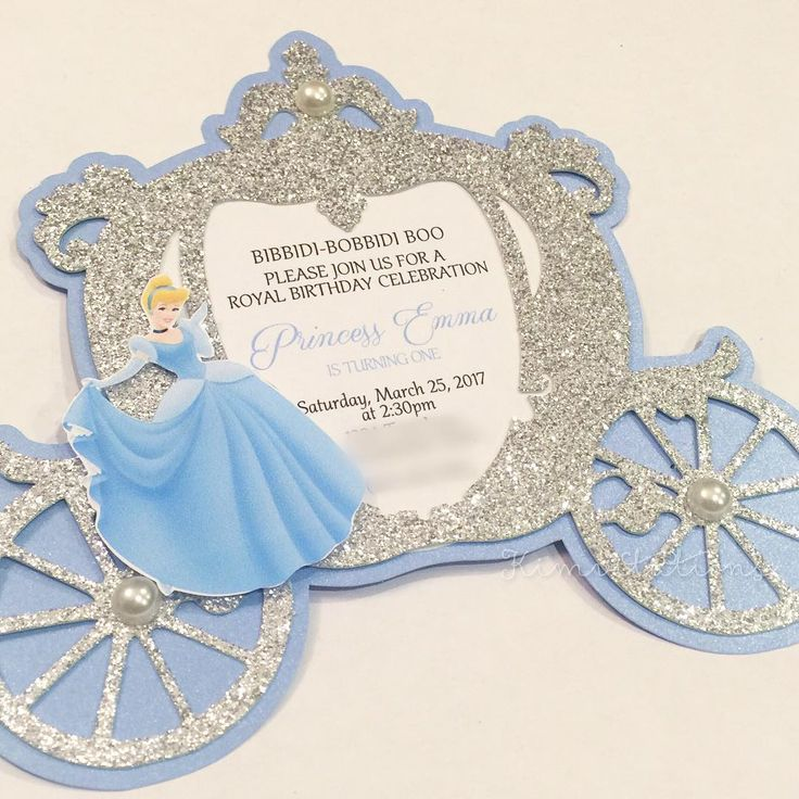 Bibbidi Bobbidi Boo  #Cinderella #cinderelltheme #cinderellaparty #cinderallabirthday #cinderellainvitations #cinderellainvites #invitations #invites #princess #princesscinderella #bibbidibobbidiboo #princesstheme #princessparty #girly #pretty #glitz #carriage #cinderellacarriage #carriageinvitations #pearls #glitter #shimmery #handmade #papercraft #handmadeinvites #kimvitations