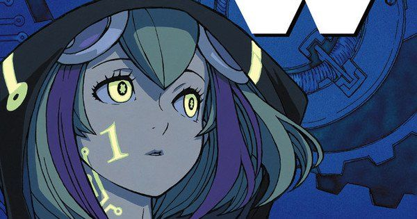 Dimension W Dimension W Manga Manga Covers Anime