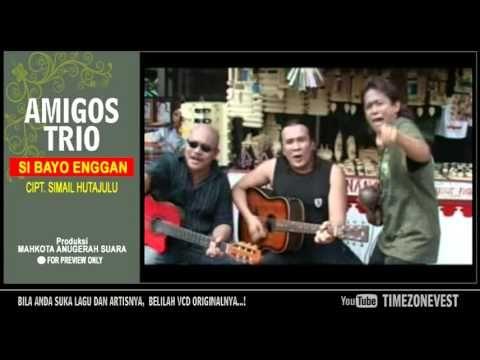 Amigos Trio - SIBAYO ENGGAN - Lagu Batak Populer