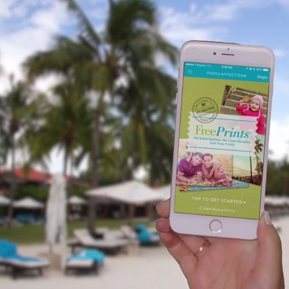 get free photo prints from a 5 star app freeprints lets you print up to 85 free 4x6 prints per month thats up to 1000 free prints per year