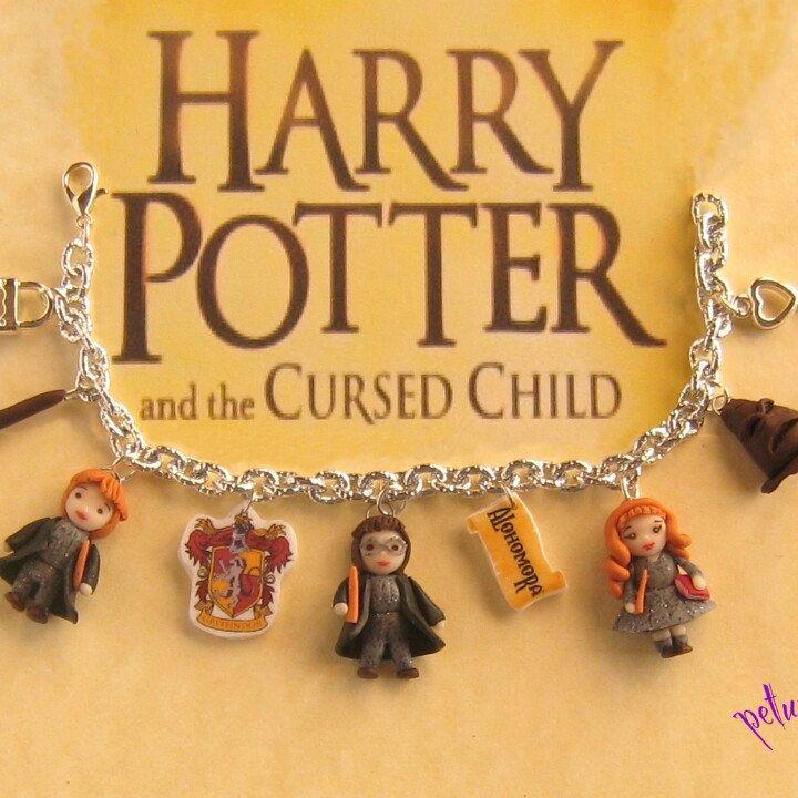 New Harry Potter Bracelet!!