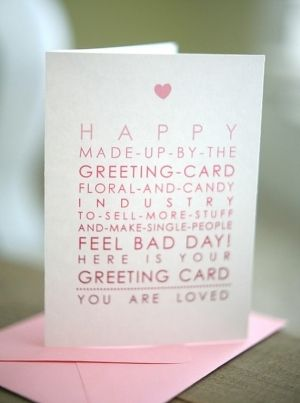 Happy (Anti-)Valentines Day! by HeatherSavy by dayigao